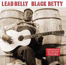 LEAD BELLY ‎- Black Betty (LP) (180g Vinyl) (M/M) (Sealed)
