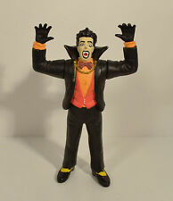 """1997 Count Fangula 5"""" Bandai Action Figure BeetleBorgs Hillhurst House Monsters"""