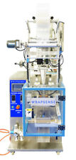 In-Stock Liquid Packaging Machine -4-Side Sachet Vertical Form Fill and Seal