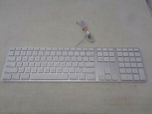 Apple Extended Keyboard A1243 USB Wired