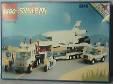 NEW Lego Classic Town 6346 Shuttle Launching Crew - Sealed Ships WORLD WIDE HTF