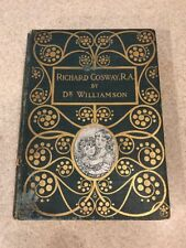 George C. Williamson / RICHARD COSWAY R A 1905  First Edition
