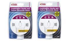 10 x Carbon Monoxide and Smoke Combination Alarm - Kidde 10SCO