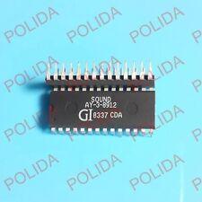 1PCS Programmable Sound Generator IC SOUND/GI DIP-28 AY-3-8912 AY3-8912