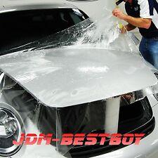 "12""x60"" Clear Car Body Paint Protection Brace Film Vinyl Wrap Scratches Shield"