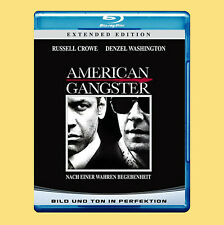 ••••• American Gangster (Russell Crowe / Denzel Washington) (Blu-ray) Extended