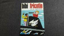 BIBI FRICOTIN ET LE NAUTILUS n°54 (Réedition 1986) BD