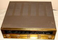 Vintage Knight KN780 Deluxe Stereo Amplifier Integrated Needs Tubes Parts Repair