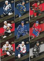 2017-18 UPPER DECK TIM HORTONS STAT MAKERS 10 DIFFERENTS CARDS   LOT 48   a