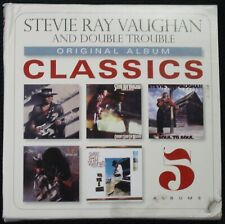 Stevie Ray Vaughan And Double Trouble - Original Album Classics (2013 Epic) 5 CD
