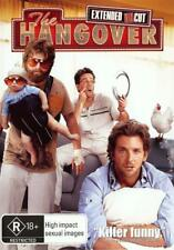 The Hangover (DVD, 2009) - New and Sealed with photos not seen at cinemas