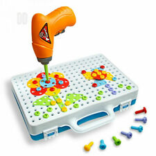 Shawe 3D Take Apart Toy – Creative Construction Toy Kit – Diy Play Toy Set With