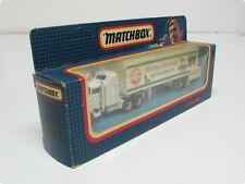 Matchbox CY 16 Scania Articulated Merry Christmas