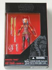 STAR WARS BLACK SERIES: AHSOKA TANO -  WALMART 3 3/4