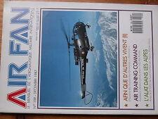 $$w Revue Air Fan N°109 hydravion Grumman Albatross  5e GHL Lyon-Corbas  USAF