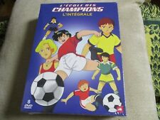 "COFFRET 8 DVD NEUF ""L'ECOLE DES CHAMPIONS - L'INTEGRALE"" dessin anime manga"