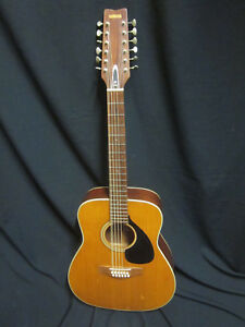 Yamaha FG250 12 String Nippon  red label Japan w/case
