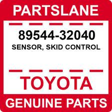 89544-32040 Toyota OEM Genuine SENSOR, SKID CONTROL