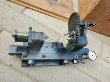 """Small Bench Center Swing 6.5"""" Center Metal Working Layout Measuring Tool Lathe"""