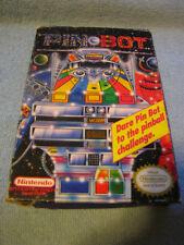 Pin Bot Nes Nintendo Original Box Only No Game Or Manual