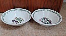 Vintage Original Earthenware Portmeirion Pottery Bowls