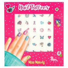 Miss Melody Nail Tattoos  Fingernagel Tattoos Miss Melody Depesche