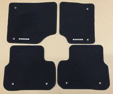 LAND ROVER DISCOVERY SPORT OEM FLOOR CARPET MATS, BLACK, NEW