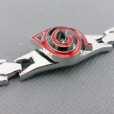 Anime Naruto Leaf Cosplay Link Bracelet Unisex Fan Gift