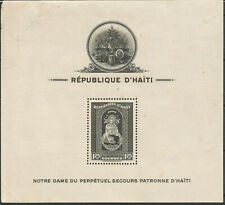 HAITI Scott# C19-21 **MLH/MNH Notre Dame 1942