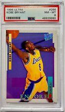 1996-97 Fleer Ultra Encore Rookies Kobe Bryant #266 PSA 8 Rookie