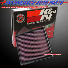 Fits Dodge Journey 2011-2018 3.6L K/&N High Flow Replacement Air Filter