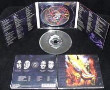 Sacred Oath-trappole US import CD DIGIPACK PRIVATE PRESS METAL Legend Crystal VIS