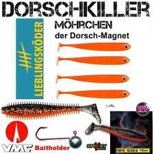 DORSCHKILLER - SET LK Mörchen +Fox Rage Spikey + VMC BAITHOLDER 6/0 140 g