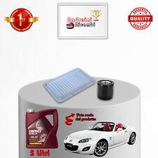 KIT TAGLIANDO FILTRI E OLIO MAZDA MX-5 III 2.0 118KW 160CV 2012 ->