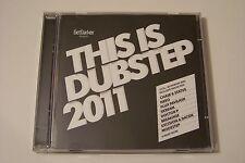 THIS IS DUBSTEP 2011 2-CD (GETDARKER) Flux Pavillion Skream Nero Doctor P Cyrus