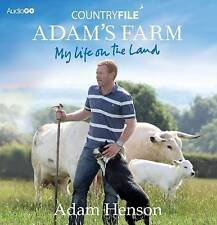 Countryfile - Adam's Farm: My Life On The Land - Audio CD, unabridged NEW SEALED