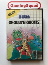 Ghouls n Ghosts Sega Master System, Supplied by Gaming Squad