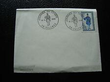 FRANCE - enveloppe 1er jour 16/3/1968 (journee du timbre) (cy2) french