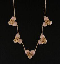 18 Carat White Gold Necklace/Choker Vintage Fine Jewellery