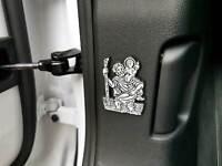 Für Porsche 911 718 GTS Christophorus Relief Emblem Christopherus Schutzpatron