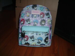 BIOWORLD FAIRY TAIL CHIBI MINI BACKPACK~ WITH TAGS~BRAND NEW~