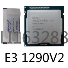 Intel Xeon E3-1290 V2 1290V2 3.7GHZ 8MB 22nm 87W LGA1155 CPU Processors