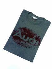 Audi Oval Tradition T-Shirt Herren dunkelgrau Gr. M, L, XL