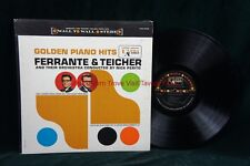 WWS 8505 Ferrante & Teicher Their Orchestra - Golden Piano Hits NM/NM ~ J:VG+