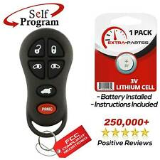 For 2001 2002 2003 Dodge Grand Caravan Keyless Entry Remote Key Fob