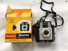 Vintage Kodak Brownie Starlet Camera No.23 With Box