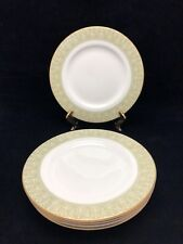 VINTAGE ROYAL DOULTON SONNET (6) BREAD AND BUTTER PLATES - MINT!!!