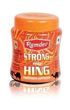 Ramdev Natural Asafoetida Extract Powder Premium Strong Spice Hing Powder 50 GM