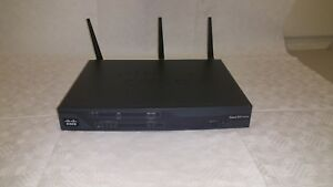 Cisco 881-W Wireless Integrated Services Router