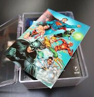 2012 DC New 52 Trading Cards (Cryptozoic) Complete Base Set 1-61 + Checklist !